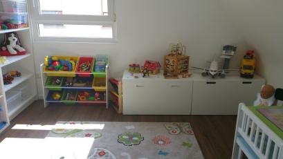 Spielzimmer der Kleinen